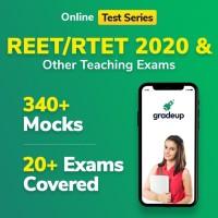Gradeup REET/RTET Mocks Test Preparation(Voucher)