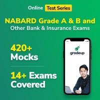 Gradeup NABARD Grade A Mocks Test Preparation(Voucher)