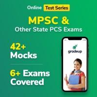 Gradeup Maharashtra PSC Mocks Test Preparation(Voucher)