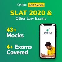 Gradeup SLAT Mocks Test Preparation(Voucher)