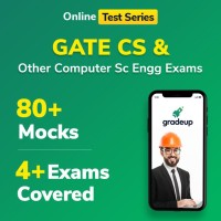 Gradeup GATE CSE Mocks Test Preparation(Voucher)
