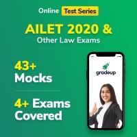Gradeup AILET LLB Mocks Test Preparation(Voucher)