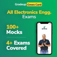 Gradeup Electronics Engg Mocks Test Preparation(Voucher)