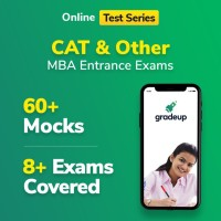 Gradeup CAT Mocks Test Preparation(Voucher)