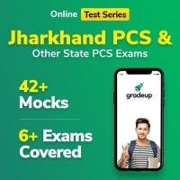 Gradeup Jharkhand PSC Mocks Test Preparation(Voucher)