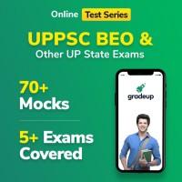 Gradeup UPSC BEO Mocks Test Preparation(Voucher)