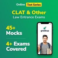 Gradeup CLAT Mocks Test Preparation(Voucher)