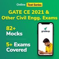 Gradeup GATE Civil Mocks Test Preparation(Voucher)