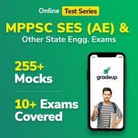 Gradeup MPPSC SES AE Mech Mocks Test Preparation(Voucher)