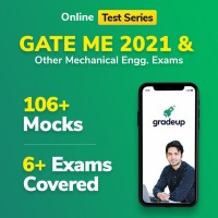 Gradeup GATE Mechanical Mocks Test Preparation(Voucher)