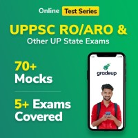 Gradeup UPPSC RO ARO Mocks Test Preparation(Voucher)