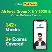Gradeup Air Force Group XY Mocks Test Preparation(Voucher)
