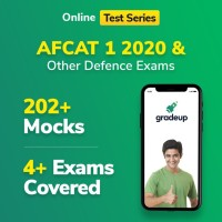 Gradeup AFCAT Mocks Test Preparation(Voucher)