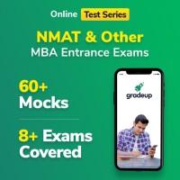 Gradeup NMAT Mocks Test Preparation(Voucher)