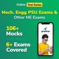 Gradeup Mechanical Engg PSU Mocks Test Preparation(Voucher)