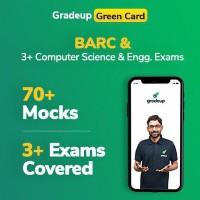 Gradeup BARC CSE Mocks Test Preparation(Voucher)
