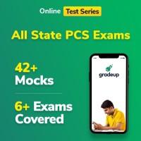 Gradeup State PCS Mocks Test Preparation(Voucher)