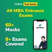 Gradeup MBA Mocks Test Preparation(Voucher)
