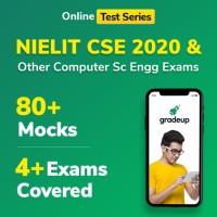 Gradeup NIELIT CSE Mocks Test Preparation(Voucher)