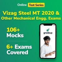 Gradeup VIZAG STEEL Mech Mocks Test Preparation(Voucher)