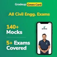 Gradeup Civil Engg PSU Mocks Test Preparation(Voucher)