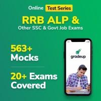 Gradeup RRB ALP Mocks Test Preparation(Voucher)