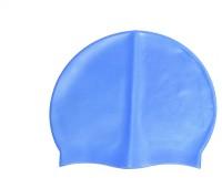KAAS Essential Swimming Cap(Blue, Pack of 1)