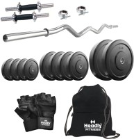 Headly 15 kg Combo 4 Home Home Gym Kit