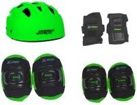 Jaspo SX 4 protective set green Skating Kit