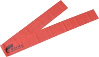 Sahni Sports Light Resistance Band(Red, Pack of 1)