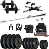 KRX PVC 25 KG COMBO 9 Home Gym Kit