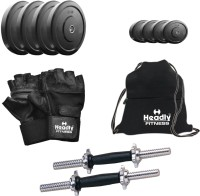 Headly 16 kg DMCombo 3 Home Home Gym Kit