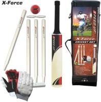 Speed Up X Force Cricket Set Cricket Kit(Bat Size: 6 (Age Group 11 - 13 Years))