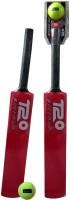 Speed Up 2168-1 Red Bat & Ball Set Size 1 Cricket Kit