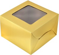 GROWNEX Solid Party Box(Gold, Pack of 5)
