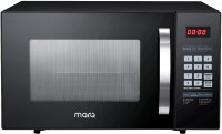 MarQ By Flipkart 23 L Low-Cal Fry Convection Microwave Oven(23AMWCMQB, Black)