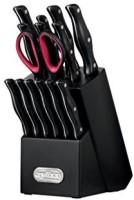 Zyliss Expert 15 Piece Knife Block Set With Steak Knives