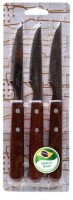 Di Solle Steak Knife Steel Knife Set(Pack of 3)