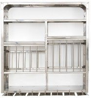 Bharat 30 x 30 Stainless Steel Kitchen Rack(Steel)