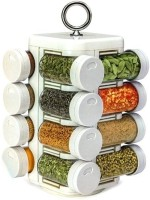 JVS Plastic Kitchen Rack(Clear)