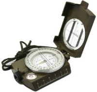 Rangwell Professional Multifunction Military Army Metal Sighting Waterproof Compass Compass Compass(Green)