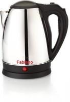 Fabiano FAB-E18 Multi Cooker Electric Kettle(1.8 L, Silver)