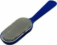 DLM Premium FOOT scraper stainless steel rasp file callus remover scrubber (multi color)