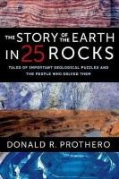 The Story of the Earth in 25 Rocks(English, Electronic book text, Department of Geology Prothero Donald R)