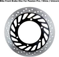 DESIKARTZ Oem Bike Front Brake Disc For Passion Pro Vehicle Disc Pad(Pack of 1)