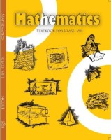 Mathematics Textbook for Class 8(English, Paperback, unknown)