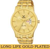 Fogg 2503-GOLD Fogg Elite Series Gold Platted Premium Analog Watch  - For Men