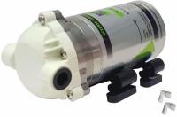 Hi Tech RO Booster Pump OA 100GPD,1Teflon Tape, 2Elbow, 24V Dolphin, Kent, Aqua Guard, Whirlpool, Aqua Grand & Under Sink 1Pcs 300000 L RO + UV + UF + TDS Water Purifier(Silver)