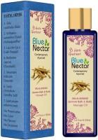 Blue Nectar Ayurvedic Body Massage Oil aids Vitamin D Absorption(100 ml)