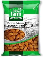 Neu.Farm Almonds/Badam - Californian - Premium Quality - 100% Natural - 1Kg Almonds(1 kg)